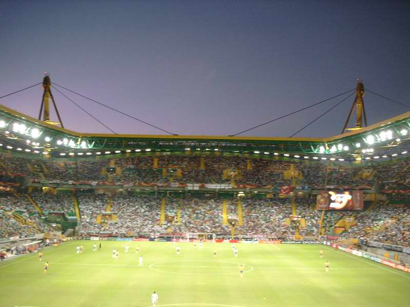 Estadio Jose Alvalade Siglo XXI - Lisboa, Portugal Alvalade4