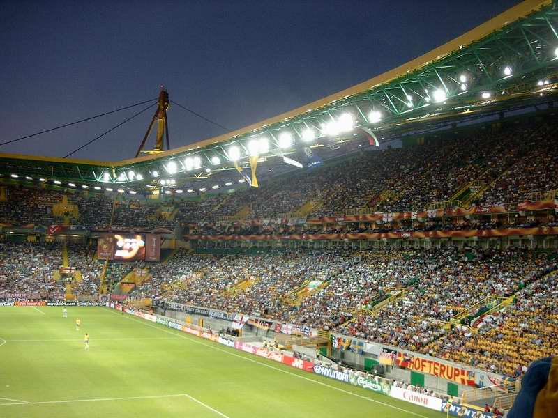 Estadio Jose Alvalade Siglo XXI - Lisboa, Portugal Alvalade5