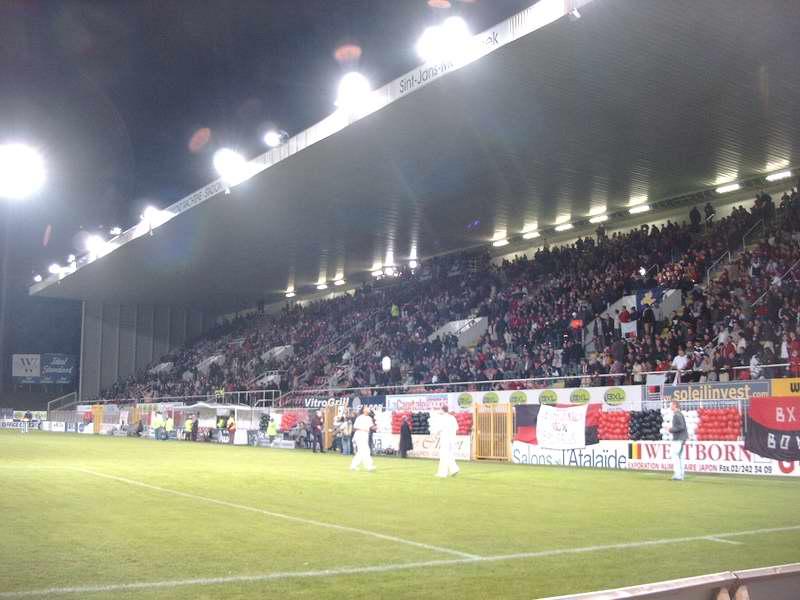 1 liga belgien