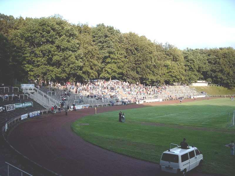 TSV Marl-Hüls - Alemannia Aachen